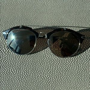 Accessories - Brow bar brown sunglasses tortoise